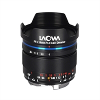 Laowa Venus Optics  obiettivo 14mm f/4 Zero Distortion per Nikon Z