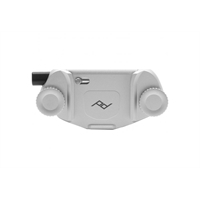 PEAK DESIGN CAPTURE CAMERA CLIP SILVER ( CLIP - NO PLATE )